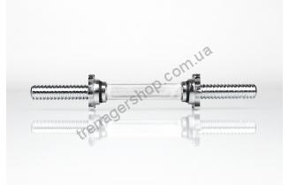 Гриф гантельный Hop sport 45 см (30 мм)