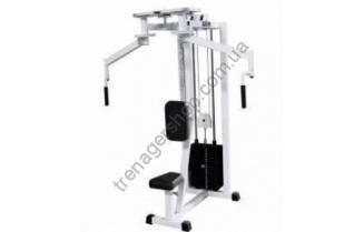 ST124 Тренажер для мышц груди и задних дельт