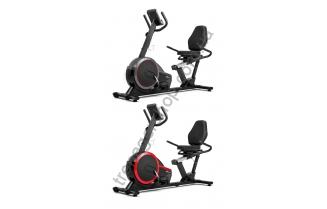 Горизонтальный велотренажер Hop-Sport HS-060L Puls
