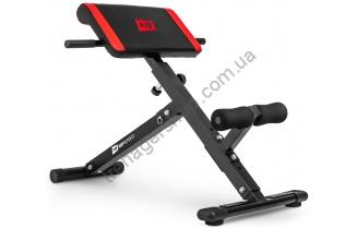 Тренировочная скамья для гиперэкстензии Hop-Sport