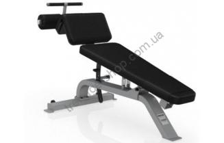 Скамья Precor 113 Adjustable Decline Bench