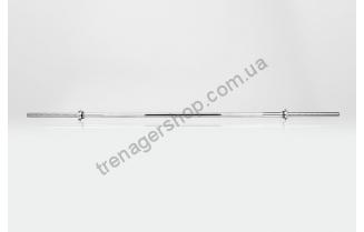 Гриф прямой 218 см (30 мм)