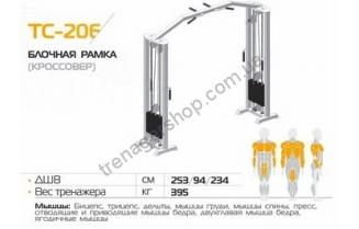 Блочная рамка (кроссовер) ТС-206