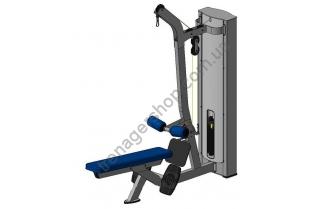 X118 Блок для мышц спины (комбинированный)