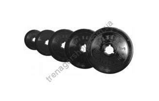 ST520-1 - ST520-5 Диск пластик черный 0,5 - 10 кг