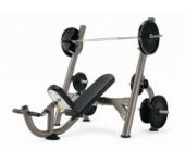 Cкамья для жима наклонная Matrix Gym G3-FW14