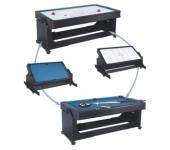 Игровой стол трансформер (пул+аэрохоккей) Twister
