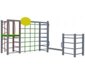 Детский комплекс МВМ Леса