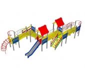 Детский комплекс МВМ Змейка 2