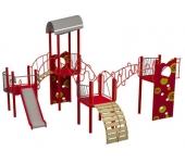 Детский комплекс МВМ Змейка