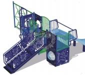 Детский комплекс МВМ Синее море