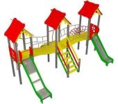 Детский комплекс МВМ Стена