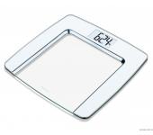 Стеклянные весы GS 490 White