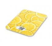 Кухонные весы KS 19 lemon