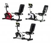 Горизонтальный велотренажер Hop-Sport HS-65R VEIRO