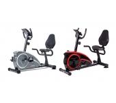 Горизонтальный велотренажер Hop-Sport HS-67R Axum