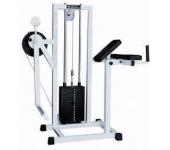ST131 Тренажер для ягодичных мышц радиальный