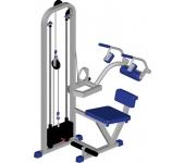 Тренажер для мышц пресса Vasil Eco E.025