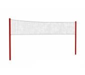 Волейбольные стойки без сетки