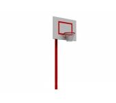 Баскетбольный щит уличный без сетки 22-15-01