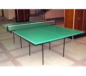 Теннисный стол Fitness master зеленый