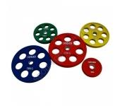 Цветной диск олимпийский обрезиненный RCP19 2,5