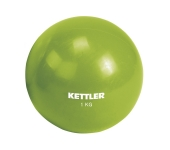 Мяч утяжеленный для Пилатеса Kettler 1 кг