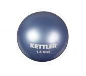Мяч утяжеленный для Пилатеса Kettler 1,5 кг