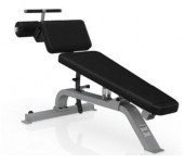 Скамья Precor 113 Adjustable Decline Bench