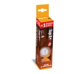 Мячики Enebe 3 and 1 Balls NB Top 1* Orange 845496