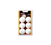 Мячики Enebe 6 Balls NB Match White 845505