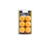 Мячики Enebe 6 Balls NB Match Orange 845506