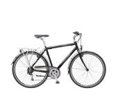 Велосипед TX300 11 F28-24 BL 48 MidnightBlack