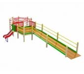 Комплекс для детей с ограничеными физическими возм