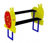 Детская скамейка со столом