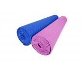 Мат тренировочный, 3 мм синий/розовый
