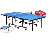 Теннисный стол Gk-profi синий
