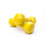 VDD-01-1к Гантель аэробная виниловая Alex 1 кг