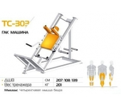 Гак-машина ТС-303