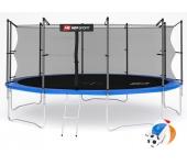 Батут Hop-Sport 16 ft (488 см) + лесенка (внутренн