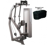 X124.1 Грудь-задние дельты / 150 кг