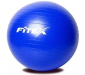 MD1225-65 Мяч гимнастический Fitex с защитой от ра