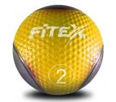 MD1240-2 Медбол Fitex, 2 кг