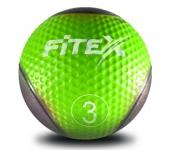 MD1240-3 Медбол Fitex, 3 кг