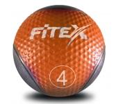 MD1240-4 Медбол Fitex, 4 кг