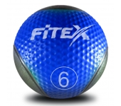 MD1240-6 Медбол Fitex, 6 кг