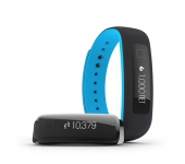 IFACT115 Фитнес-браслет iFit Vue (Black / Blue)