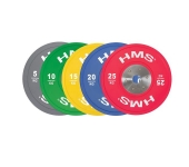 Набор бамперных дисков 10 шт HMS TBR PROFI SET