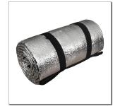 Туристический коврик серебрянный 0.3х50х185 см HMS