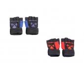Перчатки HMS RST02 синий/красный